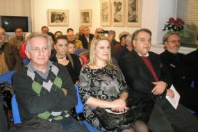 "Концерт на дуото Кларинети ""Ѓьоревски-Бакревски"" (снимка)"