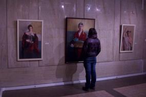Изложба на Константин Качев и Синиша Кашавелски (снимка)