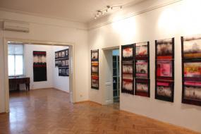 Изложба на художничката Вана Урошевиќ (снимка)