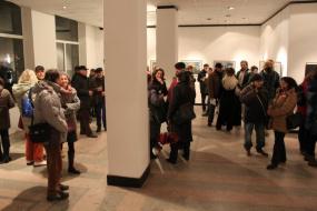 Изложба Конекција-2, в Русе (снимка)