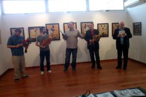 """ликовната група """"Конкеција 2"""", свечено ги отворија Деновите на Општина Харманли (снимка)"""