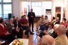 ИД Макавеј од Скопје и Културно информативниот Центар на Р.Македонија во Софија беа домаќини на две манифестации (снимка)