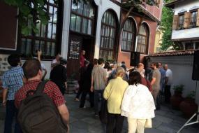 """""""Конекция 2"""" на Европската Ноќ на музеите (снимка)"""
