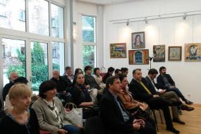 Солистички концерт на Славица Галич-Петровска (снимка)