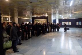 Ретроспективна изложба на Глигор Чемерски (фотографија)