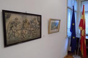 """Изложба """"(По)трагите на водата"""" (фотографија)"""