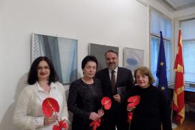 Ретроспективна изложба на Вељо Ташовски (фотографија)