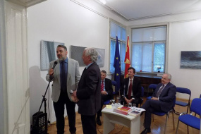 """Деветта по ред """"Македонска книжевна визита во Софија"""" (снимка)"""