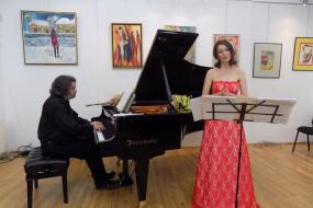 """Камерниот концерт """"Славјанска беседа"""" (снимка)"""