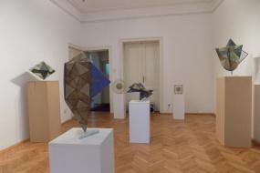 """Изложбата """"Импулси"""" - скулптур от Слободан Милошески (снимка)"""