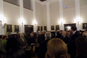 """На македонскиот претседател Ѓорге Иванов му беше доделена титулата """"Почесен доктор на науки"""" (снимка)"""