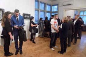 """Изложбата """"Охридски филиграни""""од Мирјана Николоска (фотографија)"""