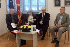 Десета македонската книжовна визита в София (фотография)