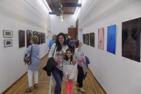 """Со две македонски ликовни изложби беше отворен Седмиот Фестивал на Франкофонијата """"Солеј"""" во Созопол (фотографија)"""