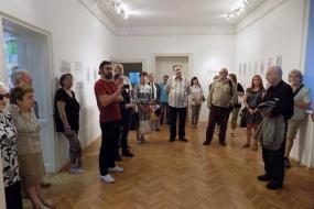 """Изложба """"Мајки, Божици и Кралици"""" на Благојче Наумовски - Бане (фотографија)"""