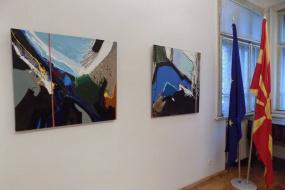 """Изложба """"Конвергенција"""" на Љубица Мешкова Солак (фотографија)"""