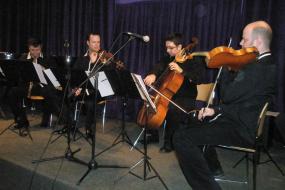 КИЦ и Чешки културен центар,  проект: Концерт на групата Music Progressive Quartet - Р. Македония (фотография)