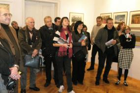 Музеј на град Скопје, проект: Изложба на Марин Димески (фотографија)
