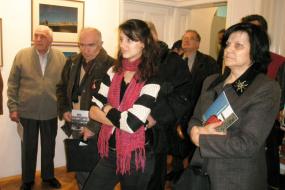 Музей на град Скопие, проект: Изложба на Марин Димески (фотография)