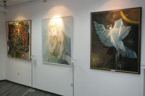 НУ Антон Панов – Струмица, проект: Современа македонска ликовна уметност (фотографија)