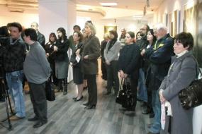 НУ Национална галерија на Македонија  проект: селекција од ретроспективната изложба на Решат Амети (фотографија)