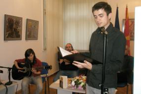 Книжевен портрет на Михаил Ренџов (снимка)