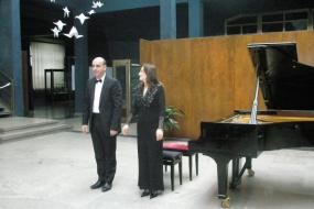 Пијано Дуо Гелебешеви, проект: Концерт (фотографија)