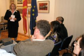 Македонско етнолошко друштво - Скопје, проект: Македонски етнолошки филм (фотографија)