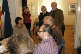 """ИД """"Макавеј"""", проект: Петта македонска книжевна визита во Софија (фотографија)"""