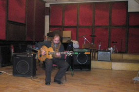 Тони Китановски, проект: Промоција на македонскиот џез (фотографија)