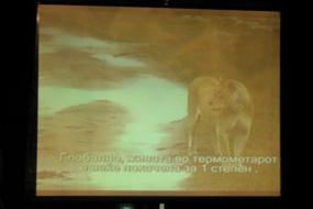 """Национална галерија на Р. Македонија, проект: Вечер посветена на македонскиот сликар Киро Урдин, со проекција на филмот """"Вода и оган"""" (фотографија)"""